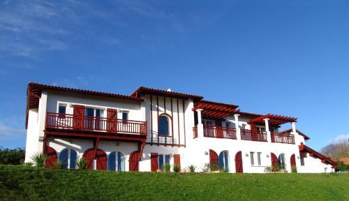 Boutique Hôtel Arguibel : Guest accommodation near Ahetze
