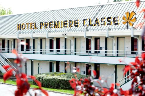 Premiere Classe Compiegne - Jaux : Hotel near Bailleul-le-Soc