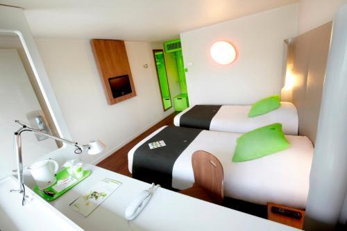 Campanile Toulouse Sud-Labège innopole : Hotel near Pouze