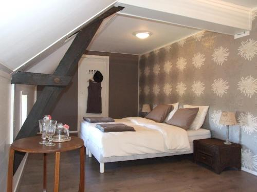 Mazieras : Bed and Breakfast near Saint-Estèphe