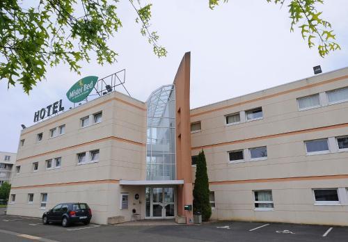 HotelF1 Strasbourg : Hotel near Ostwald