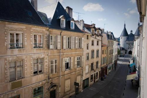 Les Toits des Cordeliers : Apartment near Nancy