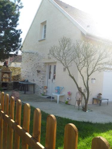 Gîte la Baronnaise : Guest accommodation near Vaumoise