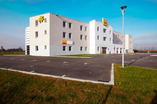 Premiere Classe Caen Nord - Mémorial : Hotel near Saint-Germain-la-Blanche-Herbe