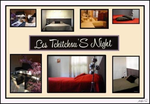 Les Tchitchou'S Night : Hotel near Tourrette-Levens