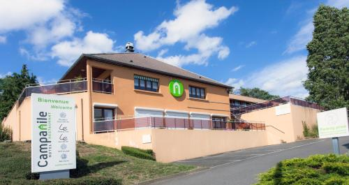 Campanile Rennes Atalante : Hotel near Cesson-Sévigné