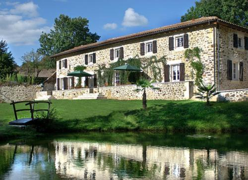 Domaine Brise Bois : Hotel near Eymouthiers