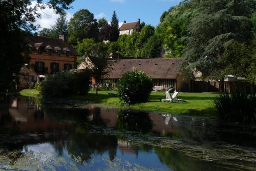 Domaine De Villeray : Hotel near Saint-Cyr-la-Rosière