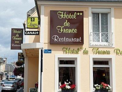 Hôtel de France : Hotel near Brévands