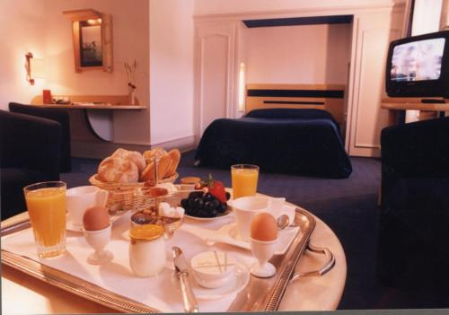 Logis Hotel le France : Hotel near Villers-le-Lac