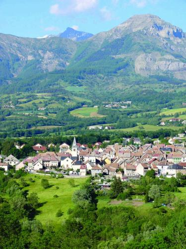 Honey Moon : Apartment near La Fare-en-Champsaur