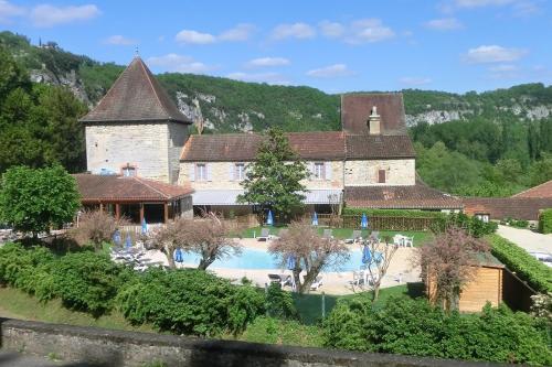 Logis La Truite Dorée : Hotel near Saint-Cirq-Lapopie