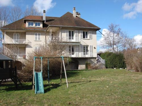 Maison Chanteleau : Guest accommodation near Nurieux-Volognat