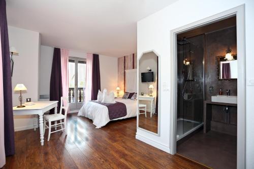 Hotel The Originals Sélestat Nord Le Verger des Châteaux (ex Inter-Hotel) : Hotel near Ebersheim
