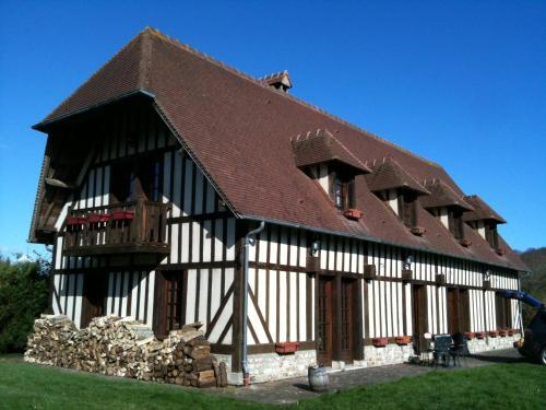 Hameau Pottier : Guest accommodation near Fatouville-Grestain