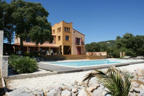 Mas La Marchette : Bed and Breakfast near Maureillas-las-Illas