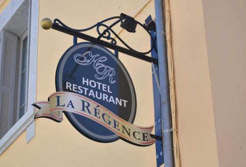 Hôtel Restaurant La Régence : Hotel near Lourdes