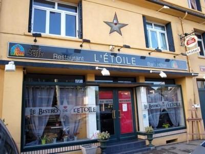 Le Bistro de l'Étoile : Hotel near Rieux