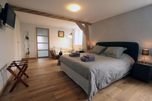 Monts et Merveilles : Bed and Breakfast near Saint-Jans-Cappel