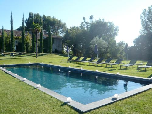 Mas des Songes : Guest accommodation near Sarrians