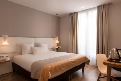 Hotel Magenta 38 by Happyculture : Hotel near Paris 10e Arrondissement