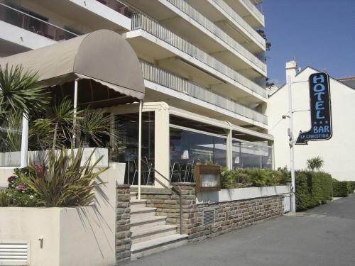 Hotel Le Christina : Hotel near La Baule-Escoublac