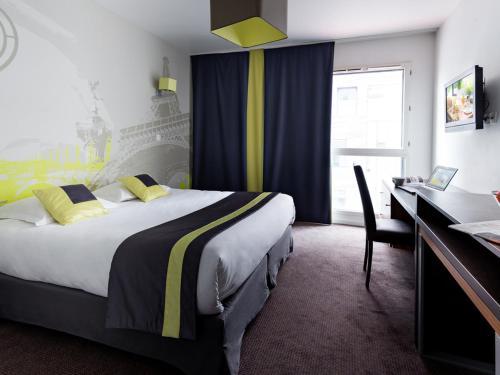 Lagrange Apart'Hotel Paris-Boulogne : Guest accommodation near Sèvres