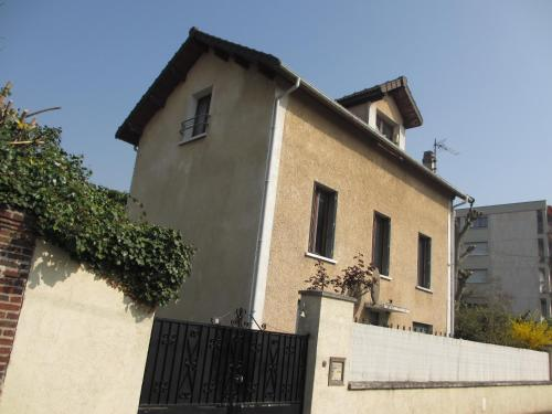 L'Ermontoise : Bed and Breakfast near Andilly