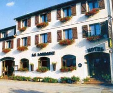 La Lorraine : Hotel near Rodemack