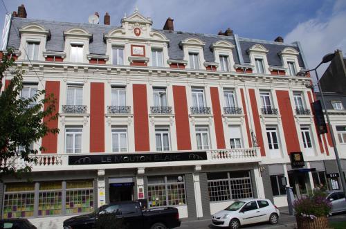 Logis Le Mouton Blanc : Hotel near Fontaine-au-Pire