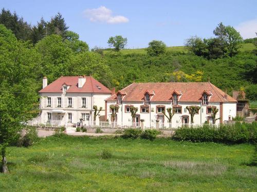 Manoir Bonpassage : Hotel near Saint-Léger-du-Bois