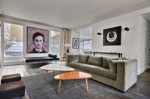 Parisian Home - Appartements Montorgueil, luxe : Apartment near Paris 2e Arrondissement