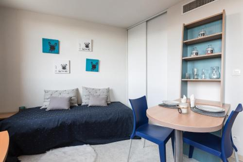 Résidence SuitEasy Le Parc Belvédère : Guest accommodation near Orcet