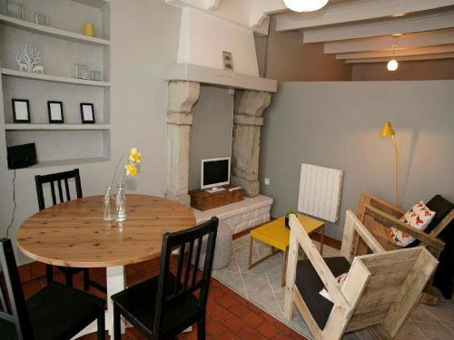 Le Caribou d'Eva : Apartment near Neufmesnil