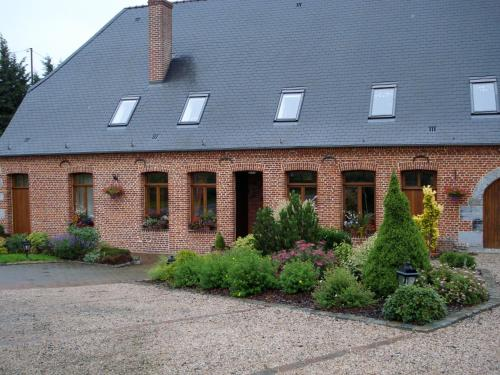 La Forge De Labbaye : Guest accommodation near Prisches
