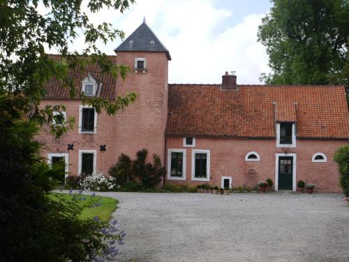 Gîte de la Ferme Rose : Guest accommodation near Saint-Inglevert