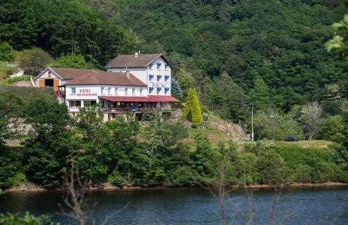 Hôtel Belle Vue : Hotel near Gelles