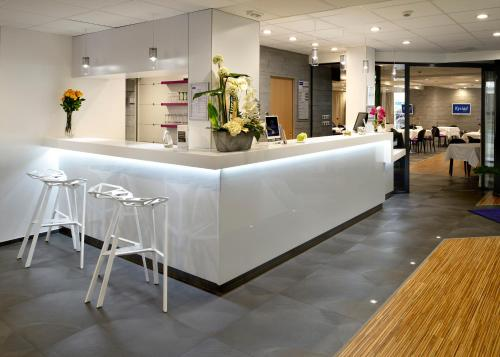 Kyriad Montbeliard Sochaux : Hotel near Vieux-Charmont