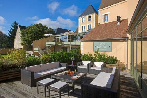Coté Parc : Hotel near Sérigny