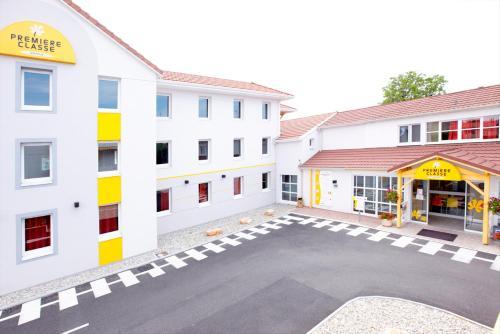 Première Classe Lyon Sud - Pierre Bénite : Hotel near Oullins
