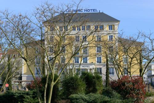 Plessis Parc Hôtel : Hotel near Vauhallan