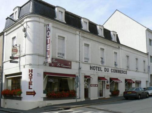 Hotel du Commerce : Hotel near Cholet