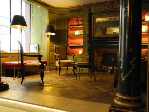 Hôtel du Vieux Marais : Hotel near Paris 4e Arrondissement