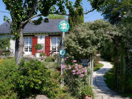 Le Nid d'Omer : Bed and Breakfast near Guémené-Penfao