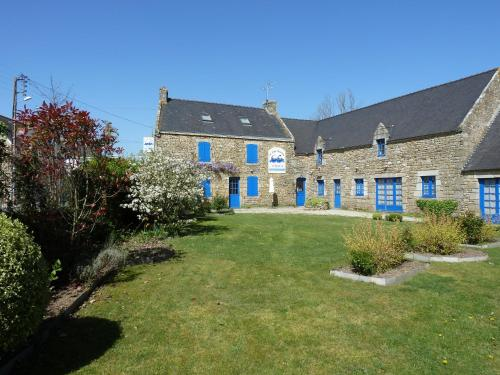 Le Clos Marine : Guest accommodation near Merlevenez