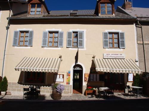 Auberge de L'Echauguette : Hotel near Saint-Crépin
