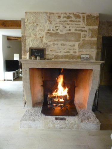 La Brevonniere : Bed and Breakfast near Cussey-les-Forges