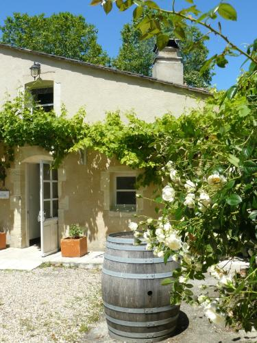 Chateau de la Vieille Chapelle : Bed and Breakfast near Cubzac-les-Ponts