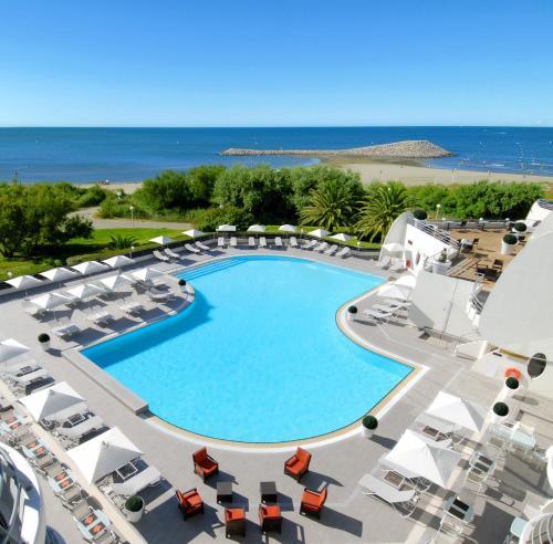 Hôtel Les Corallines – Thalasso Spa : Hotel near La Grande-Motte