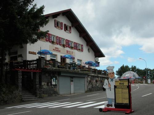 Hôtel Restaurant Wolf : Hotel near Ranspach